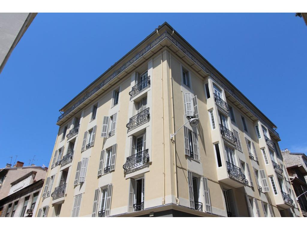 COEUR NICE/PROCHE BD DUBOUCHAGE APPARTEMENT 2 PIECES RENOVE